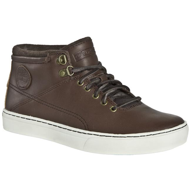 Botines TIMBERLAND - Earthkeepers Cupsole Super Oxford Adventure Marrón