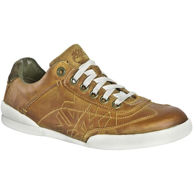 Zapatos TIMBERLAND - Earthkeepers Adventure Splitcup Oxford Marrón