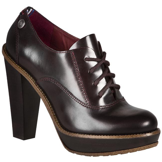 Zapatos TOMMY HILFIGER - FW56814900 Port Royale 902