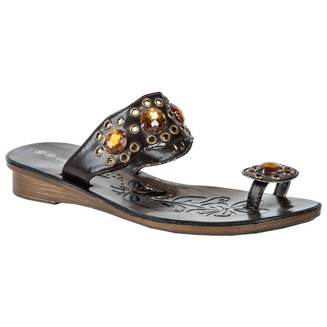 Chanclas EVERYTIME - 2A2028-3A90 Marrón
