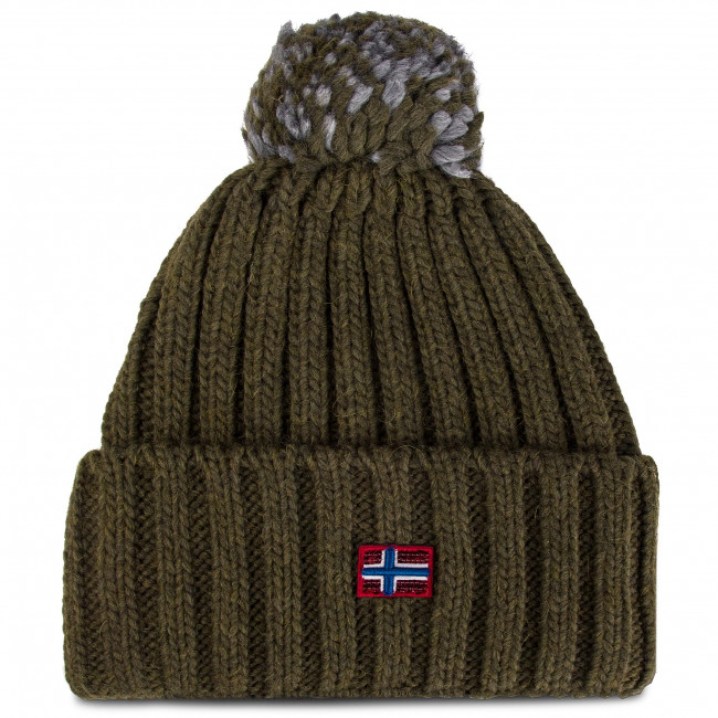 Napapijri Itang Wom Complementos N0ygvm Green Textiles Gorro Mujer Musk De Gorros Gd3 1 QEdCBWerxo