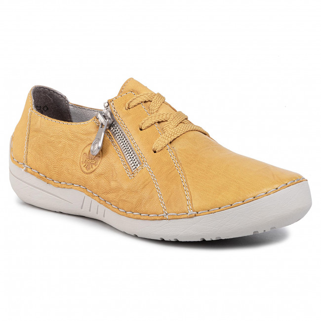 Zapatos Rieker - 52511-68 Yellow 1 Planos