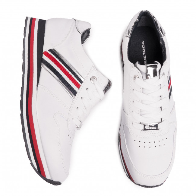 Sneakers Tom Tailor - 809550100 White Zapatos