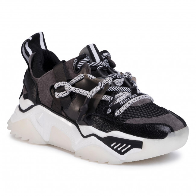 Sneakers Gino Rossi - V180oh-02 Black Zapatos