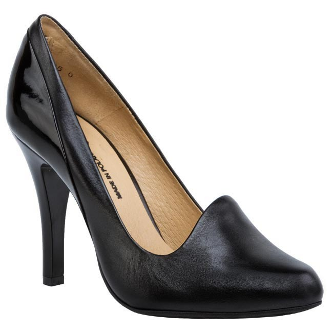 Zapatos BUT-S - T822-Z45-0G1 Negro