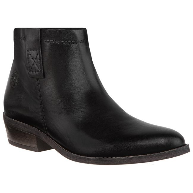 Botas MARCO TOZZI - 2-25357-21 Black Antic 002