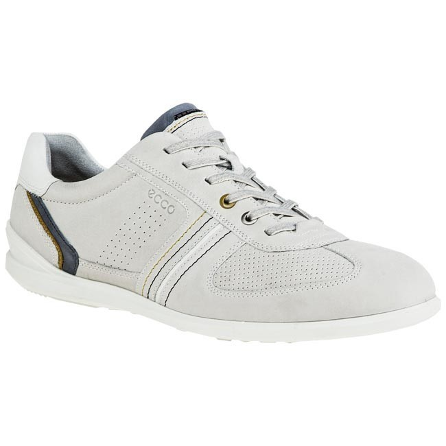 Zapatos ECCO - Chander Lace 53500457759 Shadow White