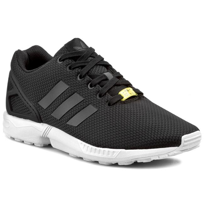 Men Particular adidas ZX Flux 58 Shoes Grey Beige Black