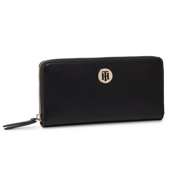 Tommy Hilfiger AW0AW07843 LRG WALLET MONEDEROS Mujer