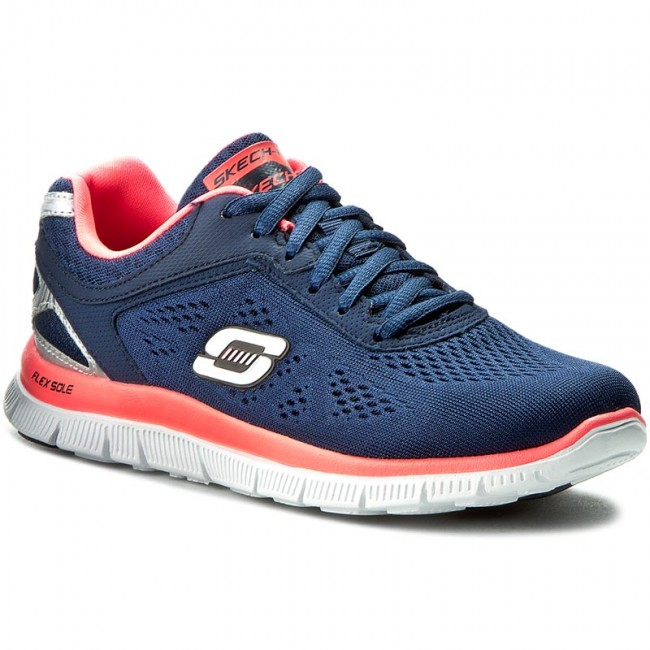 Zapatos SKECHERS - Love Your Style 11728/NVHP Navy/Hot Pink