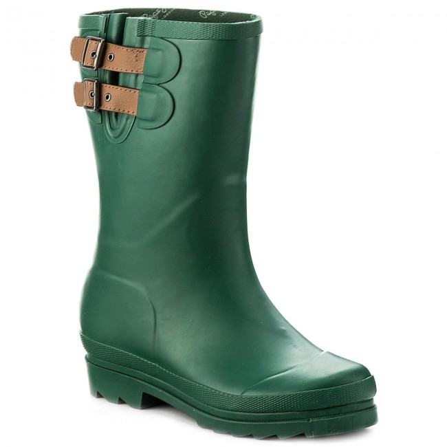De Pepe Otros Wet 751 Mujer Pgs50110 Botas Buckles Y Green Agua Otter Zapatos Jeans f6gY7by