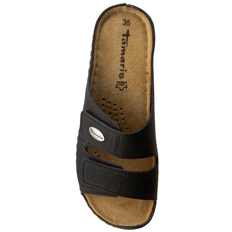 Chanclas TAMARIS - 1-27510-28 Black 001 q0ilCAiS7