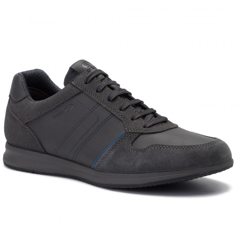 Sneakers GEOX - U Avery A U94H5A 0MEAF C9004 Anthracite - Sneakers - Zapatos - de hombre
