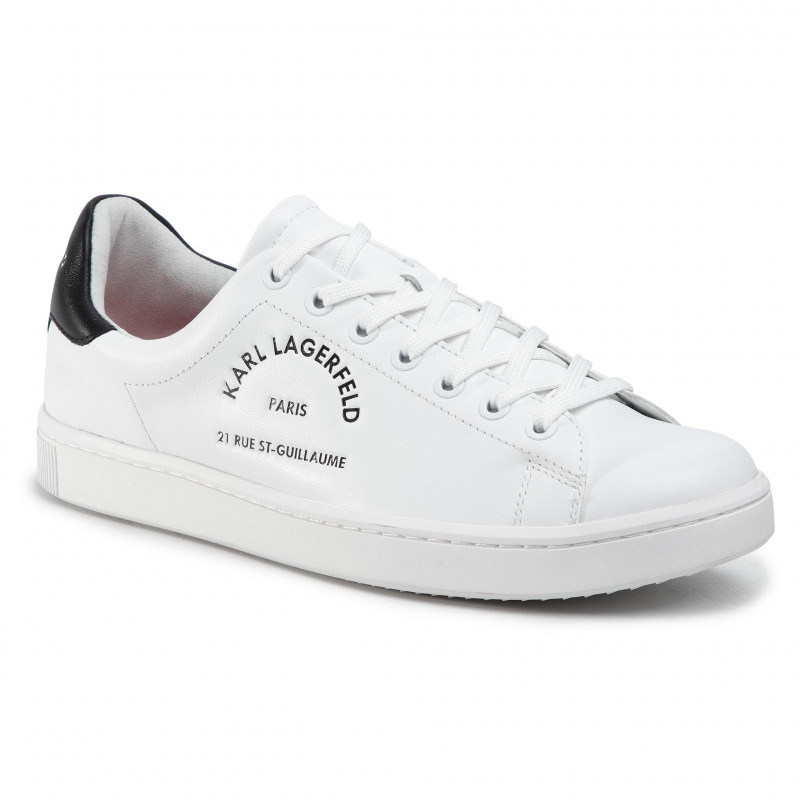 Sneakers KARL LAGERFELD - KL51241 White Lthr - Sneakers - Zapatos - de hombre