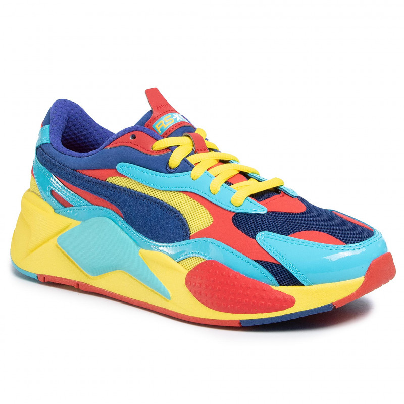 Sneakers PUMA - RS-X³ Plastic 371569 06 Limoges/High Risk Red - Sneakers - Zapatos - de hombre