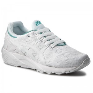 6f303040f Sneakers ASICS - TIGER Gel-Kayano Trainer Evo H7Q6N White White 0101 -  Sneakers - Zapatos - Zapatos de mujer - www.zapatos.es