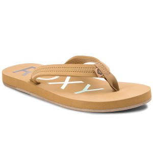 Chanclas Roxy - Arjl100690 Tan 7SJy0q5C