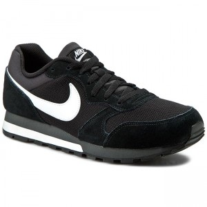 uk availability 01324 2a495 Zapatos NIKE - Md Runner 2 749794 010 Black White Anthracite