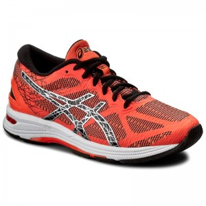 db3e28868054 Zapatos ASICS Gel-Ds Trainer 21 Nc T675N Flash Coral Black White 0690
