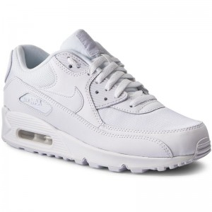 Zapatos NIKE Air Max 90 Leather 302519 113 True WhiteTrue