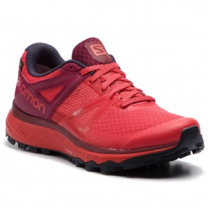 bee050d2d20 Zapatos SALOMON Trailster Gtx W GORE-TEX 404886 21 W0 Hihiscus/Beet  Red/Graphite