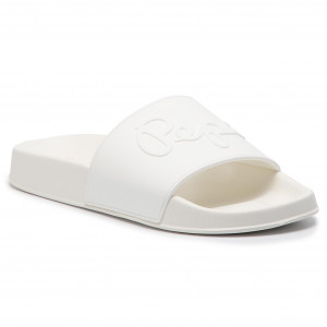 54cdc878092 Chanclas G-STAR RAW - Cart Slide II D08733-3593-110 White - Chanclas ...