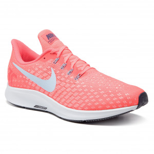 9421dbf7e5676 Zapatos NIKE Air Zoom Pegasus 35 942851 600 Bright Crimson Ice Blue Sail