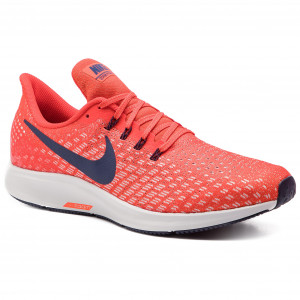 outlet store efee2 4a8d9 Zapatos NIKE - Air Zoom Pegasus 35 942851 602 Habanero Red Blackened Blue