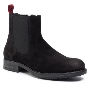 100 Zvpuqms Y 808 Marc 990 Botas 25026101 Black O'polo vmn8w0NO