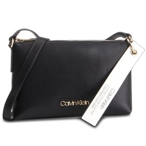 95210a26df4f8 Bolso CALVIN KLEIN BLACK LABEL - Ck Candy Small Cross K60K604304Ck C ...